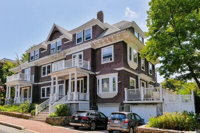 Main Photo: 18-20 Whittier Street, Cambridge, MA 02140