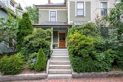 Main Photo: 12 Bigelow Street, Cambridge, MA 02139