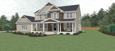 Main Photo: Lot 2 Perryville Rd, Rehoboth, MA 02769