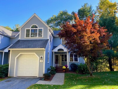 Main Photo: 29 Knollwood Court Unit 29, Burlington, MA 01803