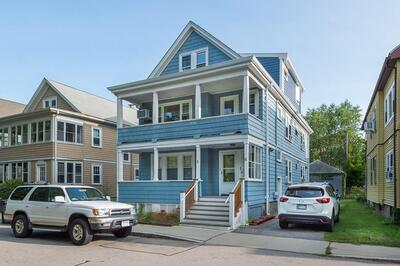 Main Photo: 5-6 Seagrave Rd, Cambridge, MA 02140
