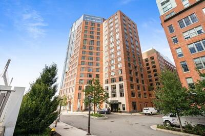 Main Photo: 100 Lovejoy Wharf Unit 4N, Beacon Hill, MA 02114