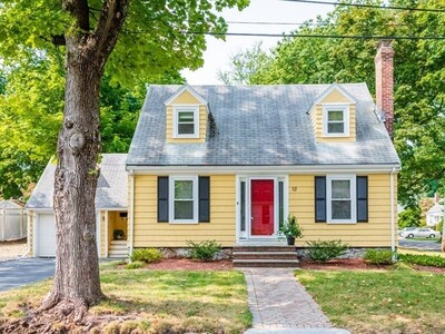Main Photo: 12 Cape Cod Avenue, Reading, MA 01867