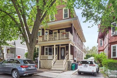 Main Photo: 15 Granville Rd, Cambridge, MA 02138