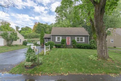 Main Photo: 25 Clyde Ave, West Springfield, MA 01089