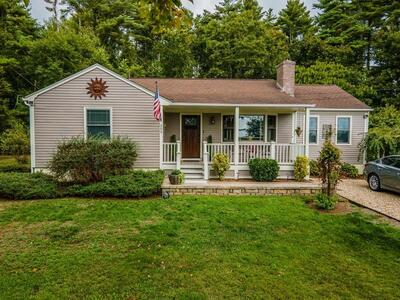 Main Photo: 205 Marion Road, Rochester, MA 02770