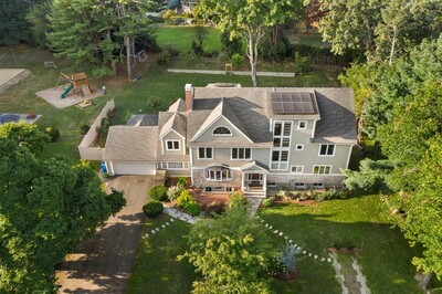 Main Photo: 50 Spring Valley Road, Belmont, MA 02478