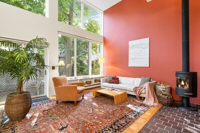 Main Photo: 4 Ellery Square, Cambridge, MA 02138