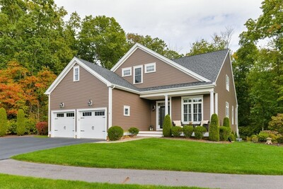 Main Photo: 8 Winterberry Lane, Easton, MA 02356