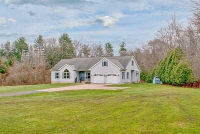 Main Photo: 970 North West St, Agawam, MA 01030