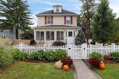 Main Photo: 4 Walcott Street, Natick, MA 01760