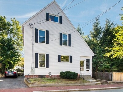 Main Photo: 6 Cleveland Street, Cambridge, MA 02138