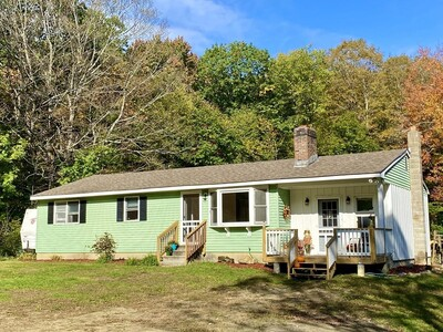 Main Photo: 474 Wilder Hill Road, Conway, MA 01341