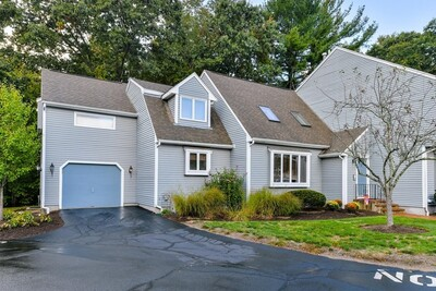 Main Photo: 1 Indian Cove Way Unit 1, Easton, MA 02375
