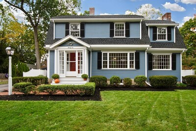 Main Photo: 26 Gordon Road, Needham, MA 02492