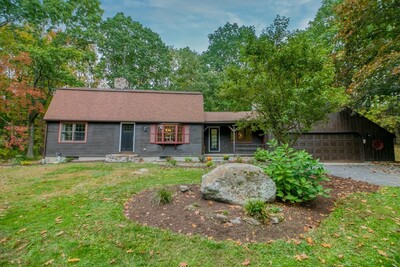 Main Photo: 27 Thayer Rd, Monson, MA 01057
