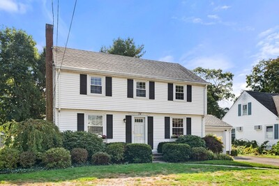 Main Photo: 34 Morton St, Needham, MA 02494