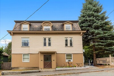 Main Photo: 86-88 Mount Vernon St, Fitchburg, MA 01420
