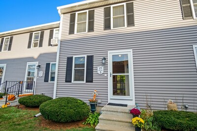 Main Photo: 21 Olde Colonial Dr Unit 3, Gardner, MA 01440