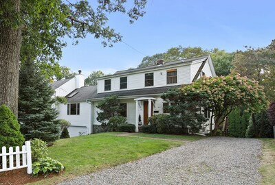 Main Photo: 43 Dale St, Needham, MA 02494