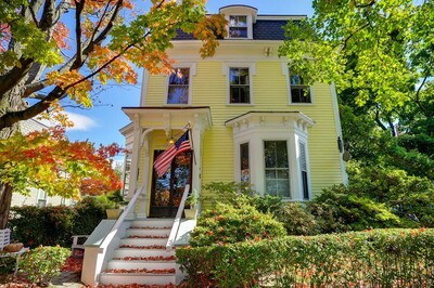 Main Photo: 74 Ellery Street, Cambridge, MA 02138