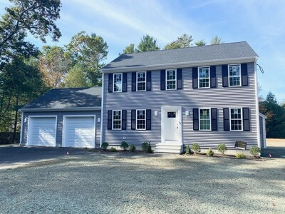 Main Photo: 75 Rochester Rd, Carver, MA 02330