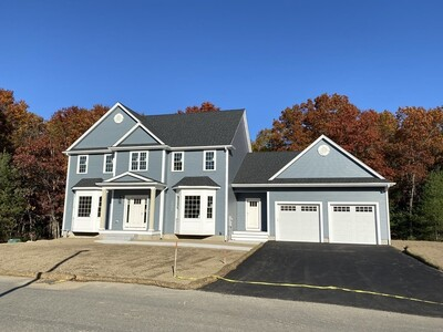 Main Photo: Lot 25 - 5 Baron Drive, Easton, MA 02356