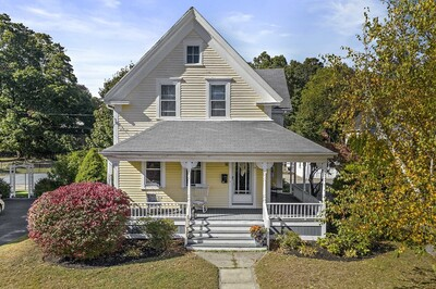 Main Photo: 23 Sheridan St, Easton, MA 02356