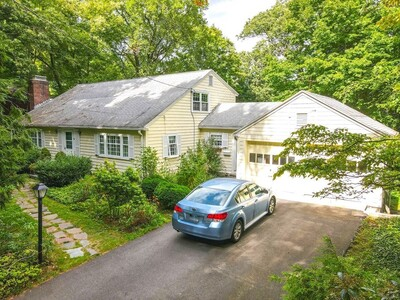 Main Photo: 100 Lawton Road, Needham, MA 02492