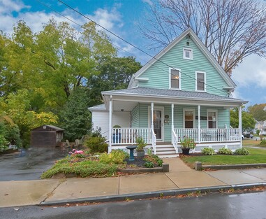 Main Photo: 18 Pleasant Street, Easton, MA 02356