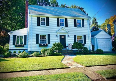 Main Photo: 78 Whittier Rd, Needham, MA 02492