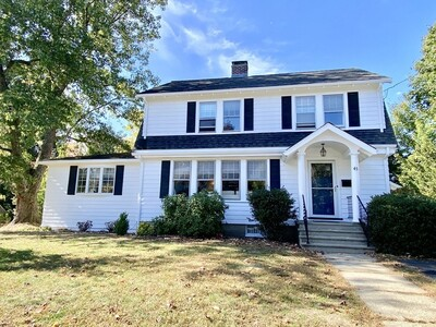 Main Photo: 43 Wilshire Park, Needham, MA 02492