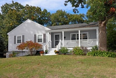 Main Photo: 412 Hillcrest Road, Needham, MA 02492