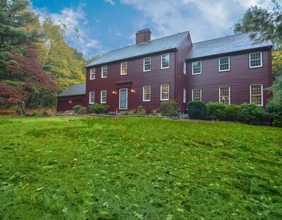 Main Photo: 103 Pond St, Hopkinton, MA 01748