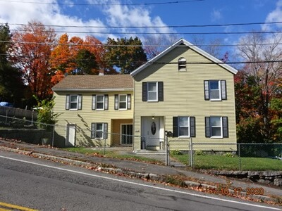 Main Photo: 62 Payson St, Fitchburg, MA 01420