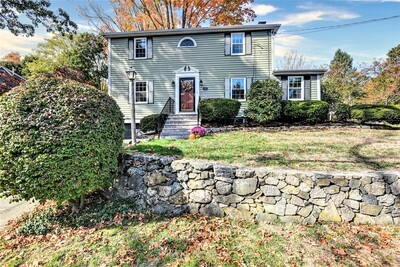 Main Photo: 33 Park Ave, Needham, MA 02494