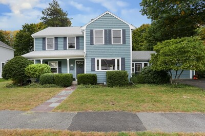 Main Photo: 111 Fairfield St, Needham, MA 02492