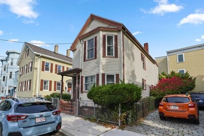 Main Photo: 28 Harding St, Cambridge, MA 02141