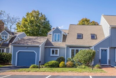Main Photo: 31 Indian Cove Way Unit 31, Easton, MA 02375