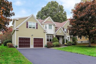 Main Photo: 3 Blossom Circle, Natick, MA 01760