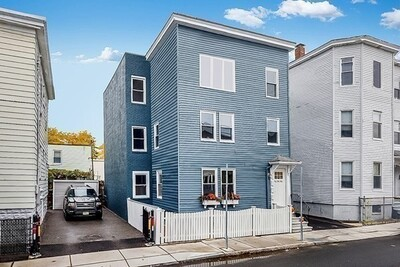 Main Photo: 73 Porter St, Cambridge, MA 02141