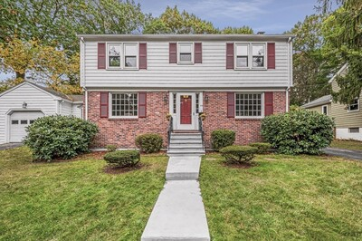 Main Photo: 114 Ridge St, Arlington, MA 02474