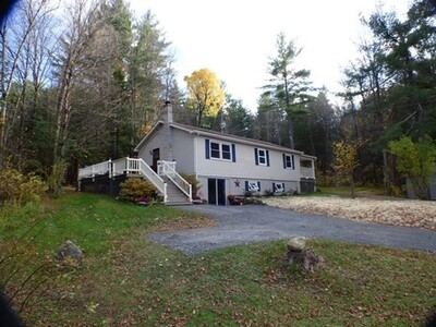 Main Photo: 155 Sabans Road, Conway, MA 01341