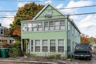 Main Photo: 20 Cross St, Fitchburg, MA 01420