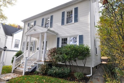 Main Photo: 28 Newland Road, Arlington, MA 02476