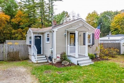 Main Photo: 106 Peckham Road, Acushnet, MA 02743