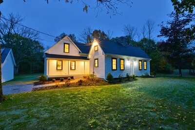 Main Photo: 194 Rockland St, Easton, MA 02356