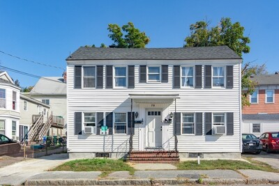 Main Photo: 70 Willow St, Lowell, MA 01852