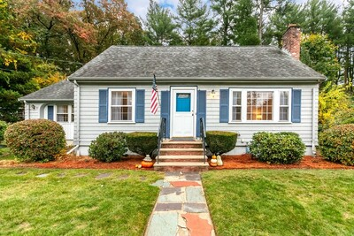 Main Photo: 10 Pleasant Street, Burlington, MA 01803