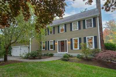 Main Photo: 55 Lancashire Dr, Mansfield, MA 02048